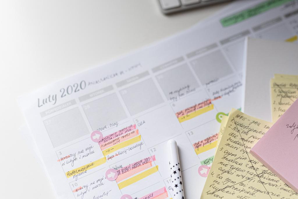 Jak planować publikacja na bloga i media społecznościowe - podsumowanie
