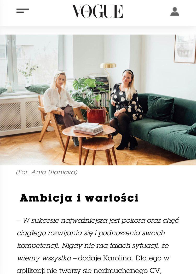 Sesja wizerunkowa warszawa, publikacja