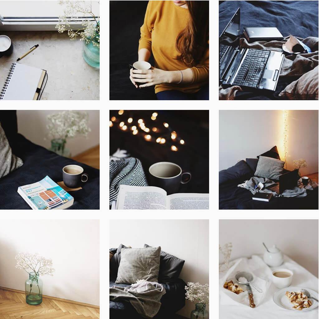jak rozwijać swoje konto? jak wybierać zdjęcia do publikacji?